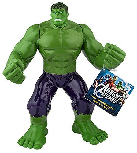 Avengers - Marvel Hulk 3D Baño de burbujas - 300 ml