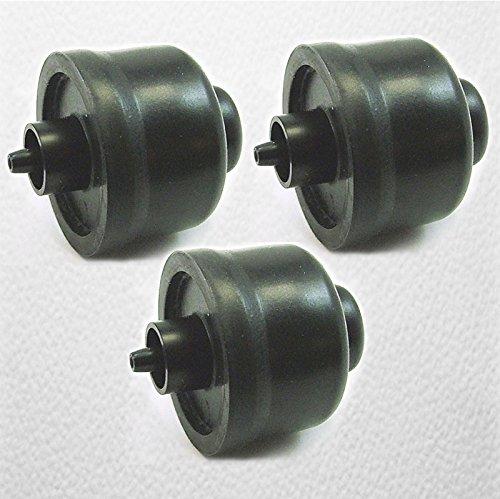 3x GROHE DAL 113219Service 38488-pulsante Reifen Faltenbalg für Luft