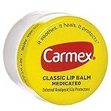 Carmex Original Formel-Lippenbalsam für Lippenherpes 7,5 g Topf
