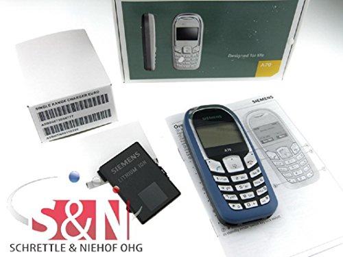 NG-Mobile Siemens A70 Handy klein kompakt handlich Neuware OVP