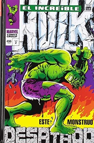 El Increíble Hulk 2. Este monstruo desatado