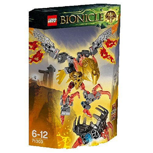 LEGO Bionicle 71303 - Ikir Kreatur des Feuers