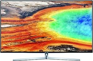 Samsung MU8009 123 cm (49 Zoll) Fernseher (Ultra HD, Twin Tuner, HDR 1000, Smart TV)