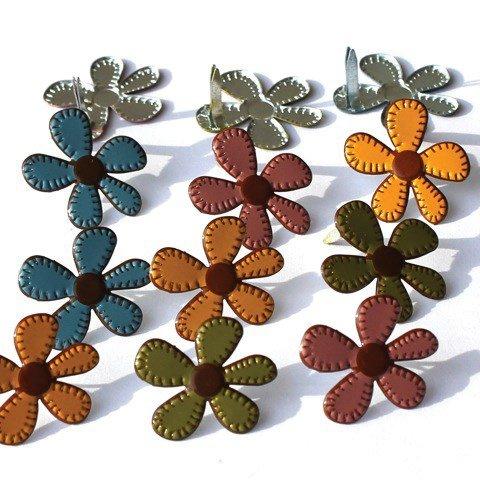 Occhiello Outlet cucito Brads autunno fiori