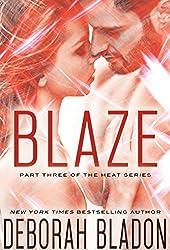 BLAZE (The HEAT Series Book 3) (English Edition)