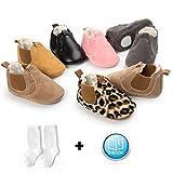 La scelta numero uno per i genitori preoccupati per il comfort dei loro bambini. Le nostre scarpe aiutano a mantenere il piede in equilibrio mentre è caldo. Colori: rosa, nero, grigio, tortora / marrone, cammello / beige o leopardo. Taglia 0-6 mesi (...