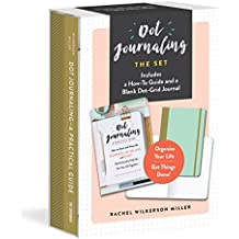 Dot Journaling--The Set: Includes a How-To Guide and a Blank Dot-Grid Journal