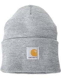 Carhartt Acrylic Mütze Beanie heather A18HGY, grau,, A18