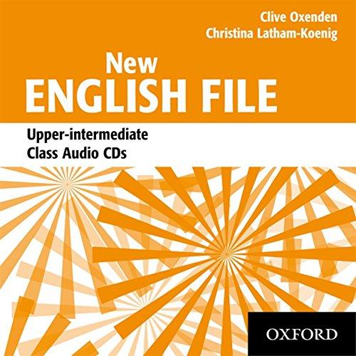 New English File Upper-Intermediate. Class CD (3): Class Audio CDs Upper-intermediate l (New English File Second Edition)