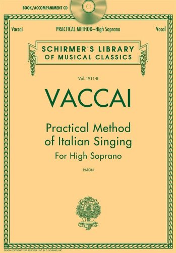 Practical Method of Italian Singing