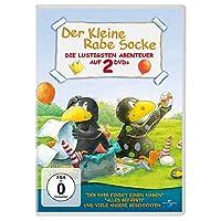 Der kleine Rabe Socke - Der Rabe findet einen Namen / Alles gefärbt / und viele andere ... [2 DVDs]