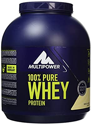 100% Pure Whey Protein 2000 g by DIETIMPORT, S.A.