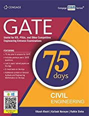 GATE in 75 Days Civil Engineering