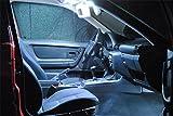 9x LED Innenraum Beleuchtung Corsa D OPC Set Lampen Licht 2006-2015 weiàŸ