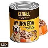 Kennel Kitchen Lamb Enriched with Haldi Dog Food, 200 g (Pack of 18)