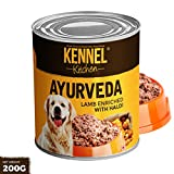 #10: Kennel Kitchen Ayurveda Lamb Enriched with Haldi Dog Food, 200g (Pack of 6)