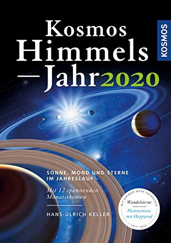 Kosmos Himmelsjahr 2020: Sonne, Mond und Sterne im Jahreslauf