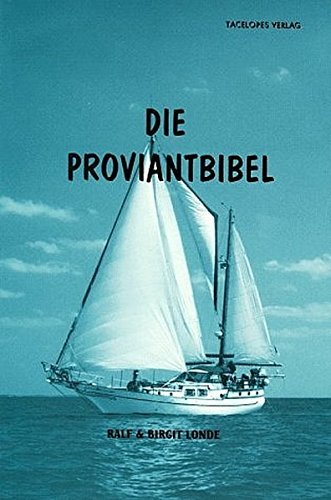 Titelbild Die Proviantbibel