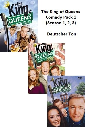 Comedy Pack 1 (Seasons 1-3)
