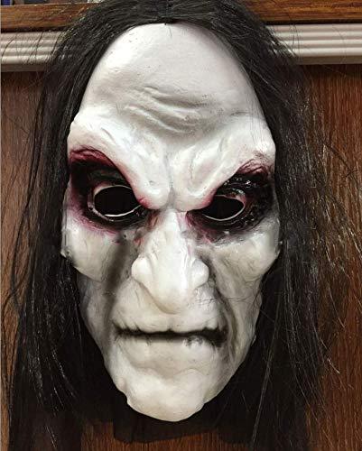 Markcur Halloween Maske Ghost Festival Horror Maske Maskerade -