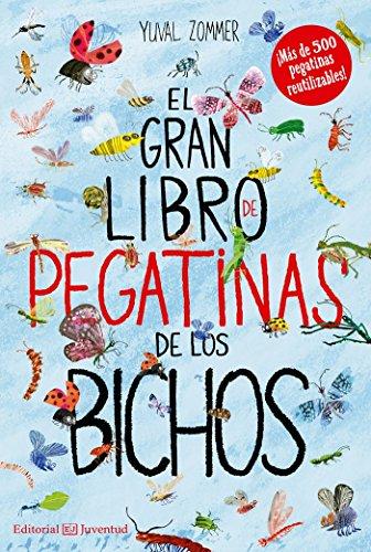 El gran libro de pegatinas de los bichos (Conocer y comprender)