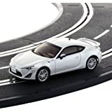Dslot43 RTR TOYOTA 86 white pearl D1431090102 by Kyosho