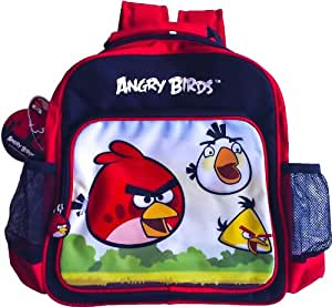 f r alter 2 6 jahre angry birds rucksack schulranzen. Black Bedroom Furniture Sets. Home Design Ideas