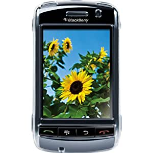 iLuv Crystal Hard Protective Case for BlackBerry Storm (Clear)