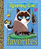 Best Books For 5 Year Old Girls - Grumpy Cat Little Golden Book Favorites Review