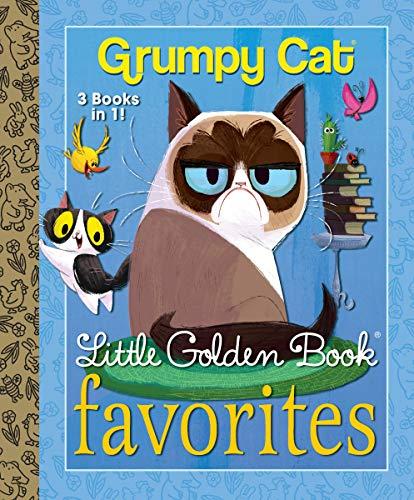Grumpy Cat LGB Favorites (Little Golden Book) por Golden Books