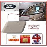 Tapa para limpiaparabrisas de la luz delantera derecha de Ford Mondeo MK3III 3(00-07)