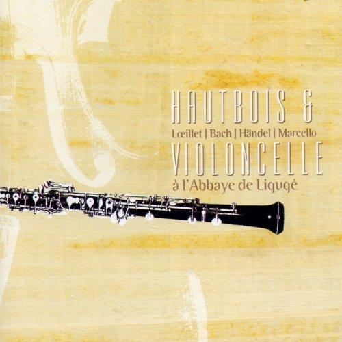 Sonate pour hautbois et basse continue en Sol mineur (HW 363b), Adagio