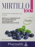 Pharmalife Mirtillo 100%, 60 Compresse
