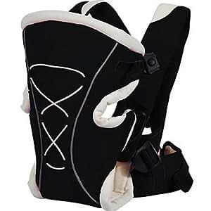 BeBear porte-bébé 3-en-1 noir et blanc classique