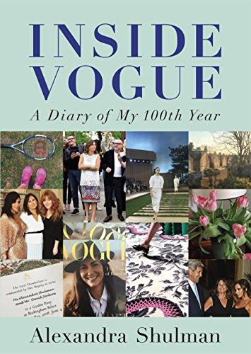 Inside Vogue : A Diary of My 100th Year par Alexandra Shulman