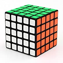 EASYTAR 5x5x5 Ultra-smooth Speed Cube Puzzle, Black