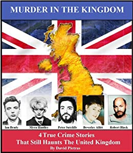 Murder In The Kingdom by [Pietras, David]