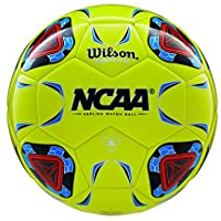 feee407f6d Wilson NCAA copia II fútbol tamaño de la bola 3 Fibra Amarillo ...