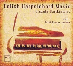 Polish Harpsichord Music Vol.1 [Import USA]