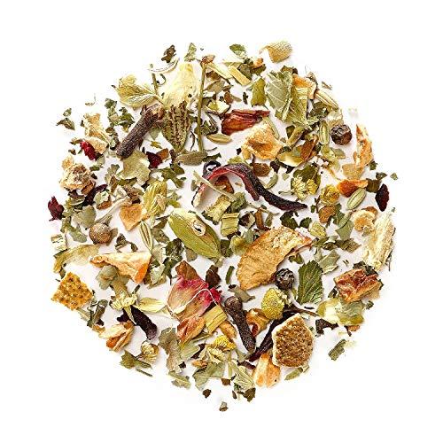 Entspannung Kamillen Kräuter Tee Bio - Lösen Sie Anspannung und Stress Kräuterteemischung Relax -...