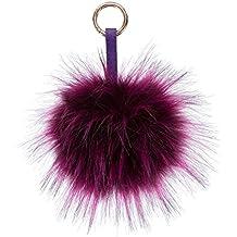 Amazonfr Pompon Porte Clef - Pompon porte clé