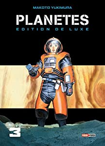 Planetes Edition de luxe Tome 3