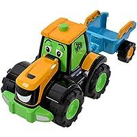My 1st JCB - Tim, Il trattore della fattoria, con rimorchio