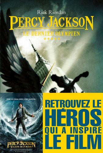 Le Dernier Olympien : Percy Jackson - tome 5 (Wiz) par Rick Riordan