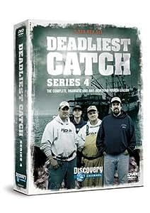 Deadliest Catch - Series 4 [5 DVD Box Set]