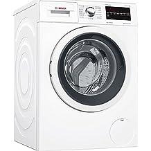 Bosch Serie 6 WAT28469ES Independiente Carga frontal 8kg 1400RPM A+++-30% Negro, Color