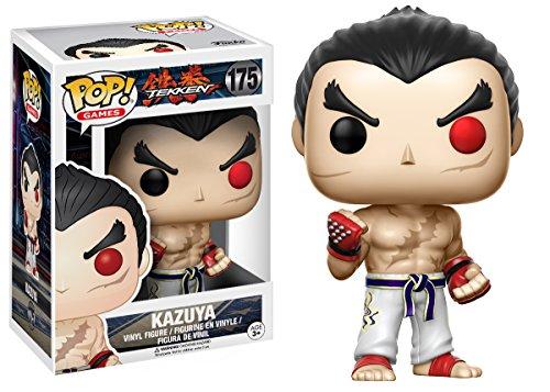 Funko Pop Kazuya (Tekken 175) Funko Pop Tekken