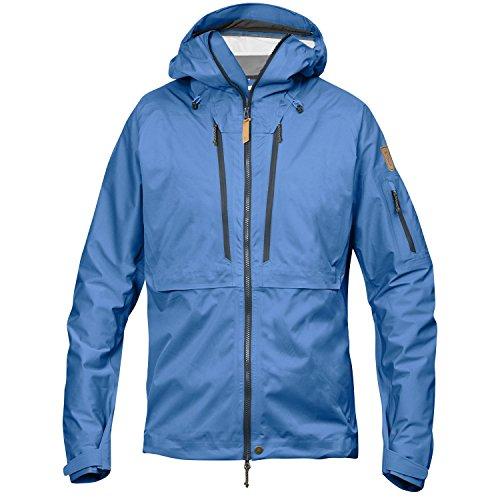 Fjällräven Damen Keb Eco-Shell Jacket W Hardshelljacke, Un Blue, M