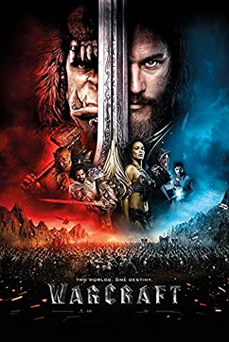 Poster Warcraft - World of Warcraft One Sheet Poster Maxi,
