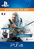 The Witcher 3: Wild Hunt - Hearts of Stone [Extension De Jeu] [Code Jeu PSN PS4 - Compte français]